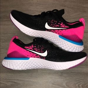 epic react flyknit 2 (GS) Nike shoes casual shoes